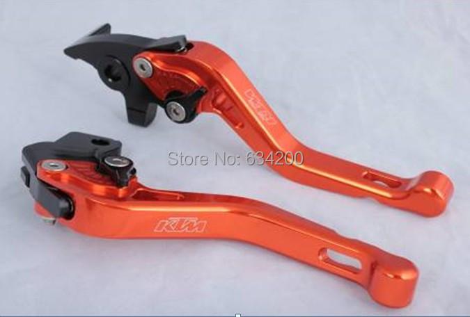 KTM 125/200/390 DUKE horn orange - friendship The car online store