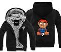 Sweatshirt Men Anthony Cute Animation Winter Hoodies Male Jackets Casual Hoody Cloak Shawl Man Cloth Keep
