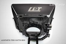 Buy Lanparte Matte Box Mattebox Side Open 15mm Rod Clamp Follow Focus Camera Video Rig 5D 7D D800 for $499.00 in AliExpress store
