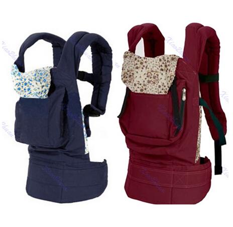 New Warm Cotton Front &amp; Back Baby Newborn Carrier Infant Comfort Backpack Sling Wrap Backpacks Sling baby <br><br>Aliexpress