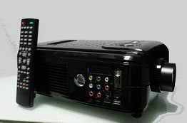 LED projector D8HD-L+100inch electronic screen