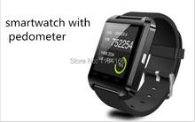 Bluetooth Smart часы наручные часы для Samsung S4 / 3 HTC все Android телефон смартфонов SmartWatch