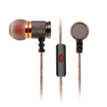 Original KZ EDR1 Metal In Ear Earphone High Quality HiFi Sport In ear Headphone Earbud Auricular