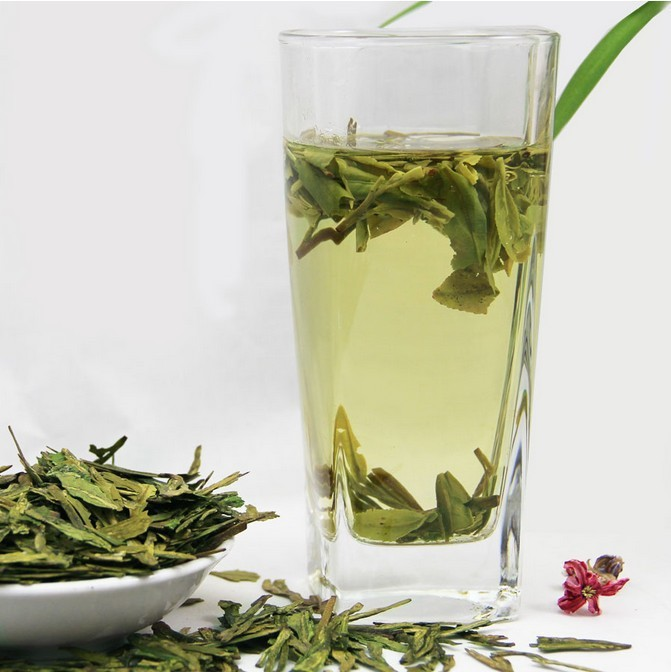 2013 120g West lake longjing tea top grade laoshan natural organic green tea leave extract sunshine dragon well tea Chinese Teas