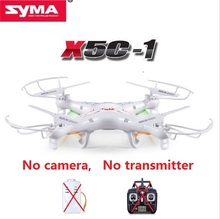 Single SYMA X5 X5C X5C-1 RC Drone Stand-Alone 2.4G 4CH 6-Axis RC Quadcopter Without Camera and Remote Control 100% Original(China (Mainland))