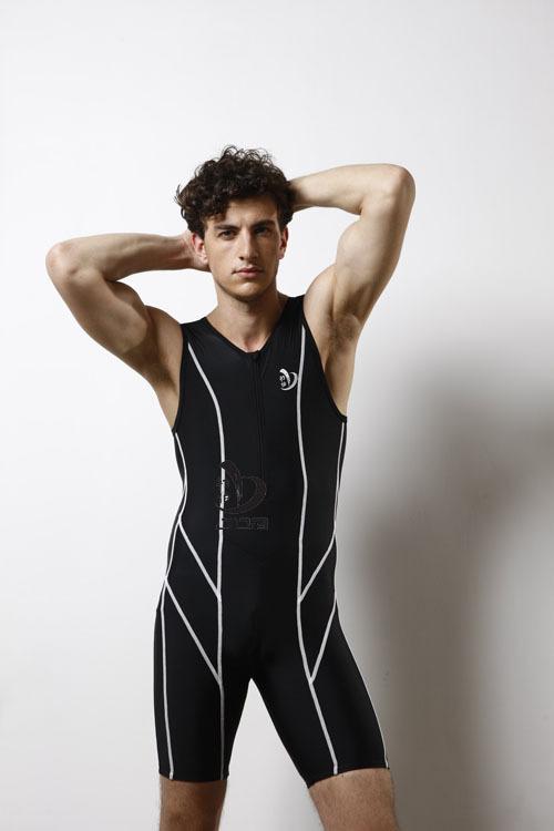 Men's towel lining Neoprene Wetsuit Diving triathlon Swimming Snorkeling Fishing Spear swimwear(China (Mainland))