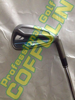 2014 SpeedBlade Golf Irons With Graphite Or Steel Shafts Golf Clubs Headcovers #456789PAS Free Shipping