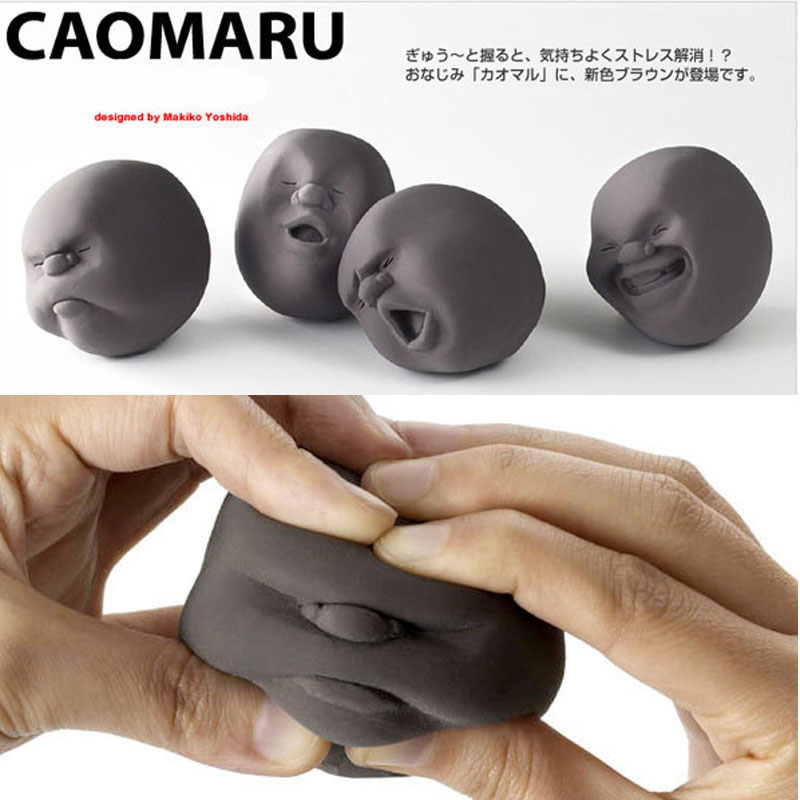 Boss Stress Relief Toys : Caomaru toys squeeze face ball stress pressure relief