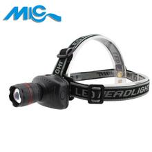 Super Bright Mini LED Headlamp 3 Mode Energy Saving Outdoor Sports Camping Fishing Head Lamp Flashlights(China (Mainland))
