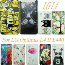 Taken @  Animal Cover Hard Case For LG Optimus L4 II Cases Back Cover .  Case For LG Optimus L4 II E440 e445 e470