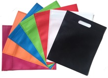 20 pieces New Wholesales reusable bags non woven /shopping bags/ promotional bags accept custom LOGO(China (Mainland))