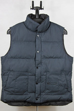 Brand New Mens Freestyle Real Feather goose Down Vest bodywarmer