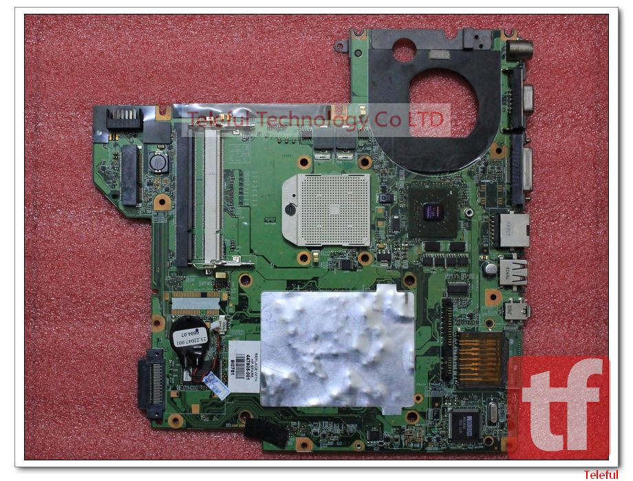 Hot sale! 431843-001 Motherboard for HP DV2000 V3000 431843-001 with Nvidia G6150 model 100%Tested(China (Mainland))