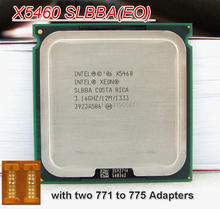 Original Xeon X5460,INTEL XEON X5460 Processor (3.16GHz/12MB/1333MHz/LGA771)Server CPU(China (Mainland))
