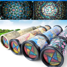 small size rotation kaleidoscope baby infants fancy lay in early childhood toy Autism Toys For Children GYH(China (Mainland))