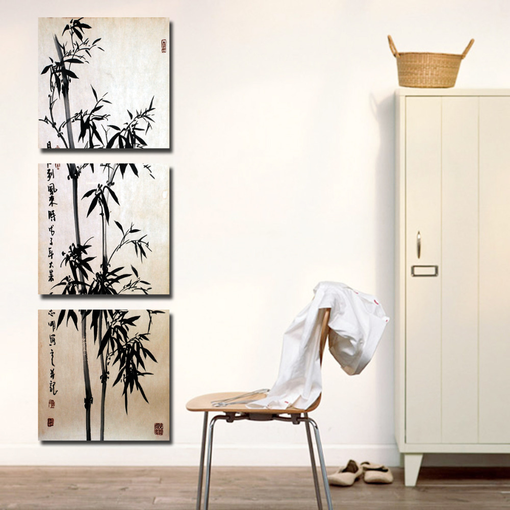 3 Panel Canvas Wall Art For Home Decoration Wall Art