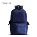 ZENBEFE Oxford Material Women S Backpack Capacity Travel Bag For Women Durable Backpack Vintage School Bag