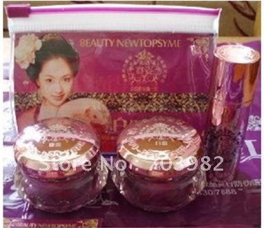 Rui Zi Skin Care Series One WHITE OF RED Face Care Set Ms Special Excellent Results(China (Mainland))
