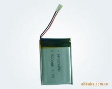 303759 3.7V600MAH цифровых продуктов с литиевые батареи