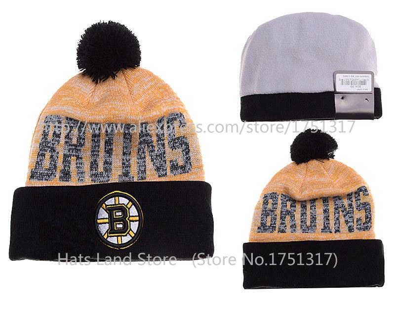 Hoeden Boston Bruins