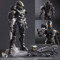 Halo Action Figure Play Arts Kai Master Chief PVC Toys 260mm Anime Games Collectible Model Toy