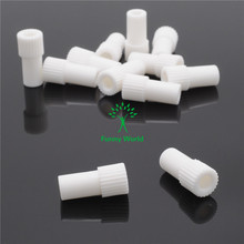 12pc Suction Tube Convertor Saliva Ejector Suction Adaptor 11mm To 6.5mm Dental(China (Mainland))