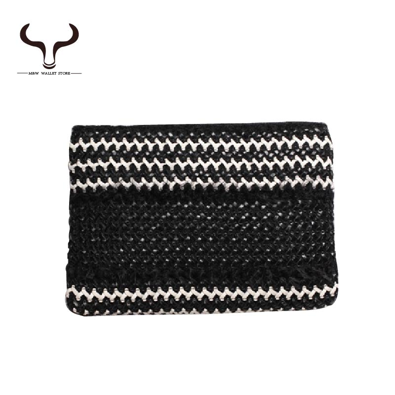 M&W Knitting Pattern Women's Shoulder Bags Zipper PU Leather Small Handbags Fashion New 2016 Lady's Sling Bag BP/003(China (Mainland))