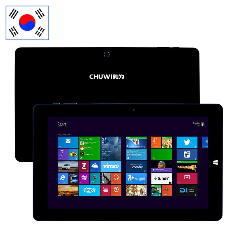 Original 10.6 inch Chuwi vi10 Pro dual OS tablet pc Windows8.1& Android4.4 2GB RAM 64GB ROM Intel Z3736F Quad Core HDMI OTG - CHUWI Authorized Store store