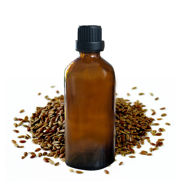 Linseed oil 100% pure plant base oil Essential oils skin care Linseed oil Flaxseed oil 100ml Anti-inflammatory