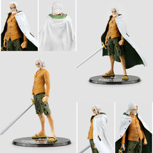 Buy One Piece Figure Silvers Rayleigh Gol D Roger Monkey D Luffy Figure Figuarts Zero 17CM PVC Action Figure Heroes Model C01 for $12.00 in AliExpress store