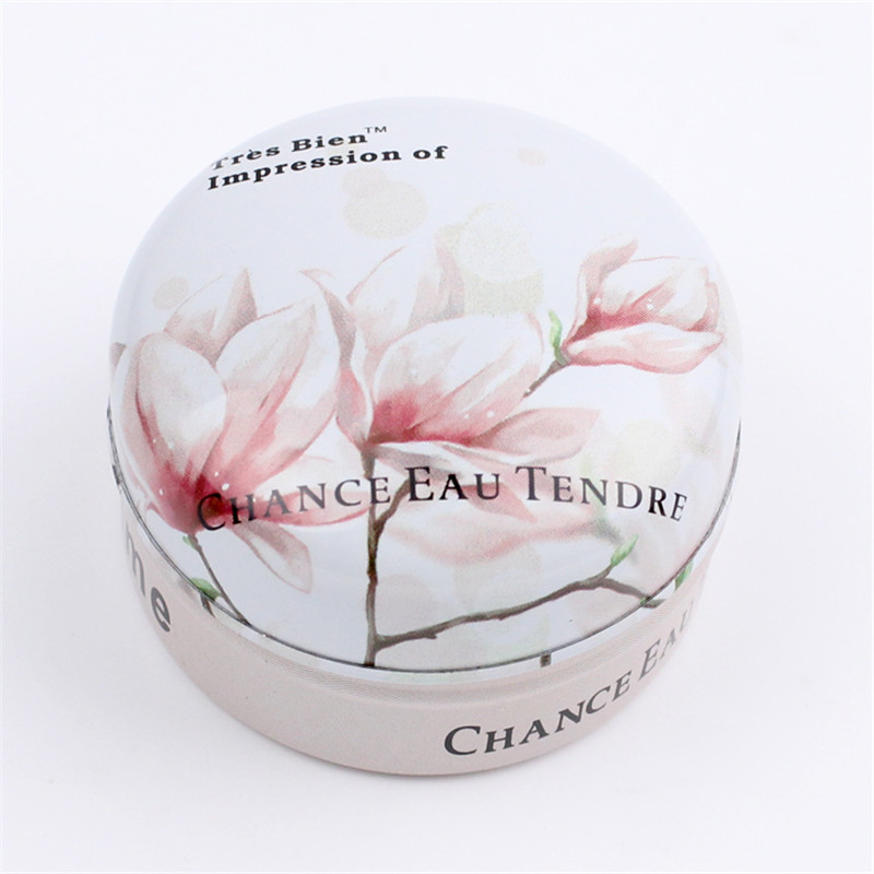 Original Floral and Fruity Magic Solid Parfum Femme Protable Solid Perfumes and Fragrances Body Fragrant Perfume for Women(China (Mainland))
