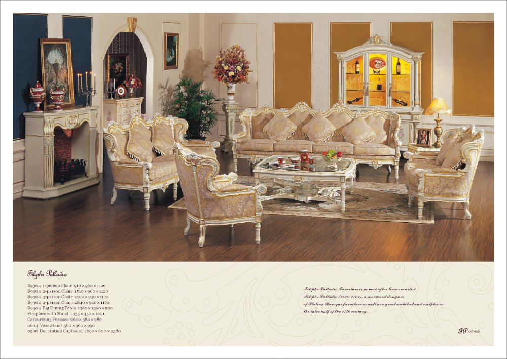 French Style Living Room Set Free Shipping In Living Room Sets From Furniture