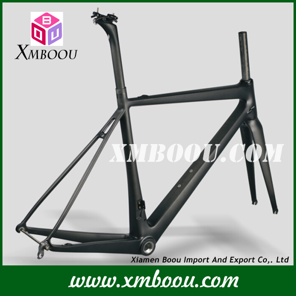 super light carbon road bike frame carbon frame ,carbon bicycle frame(China (Mainland))