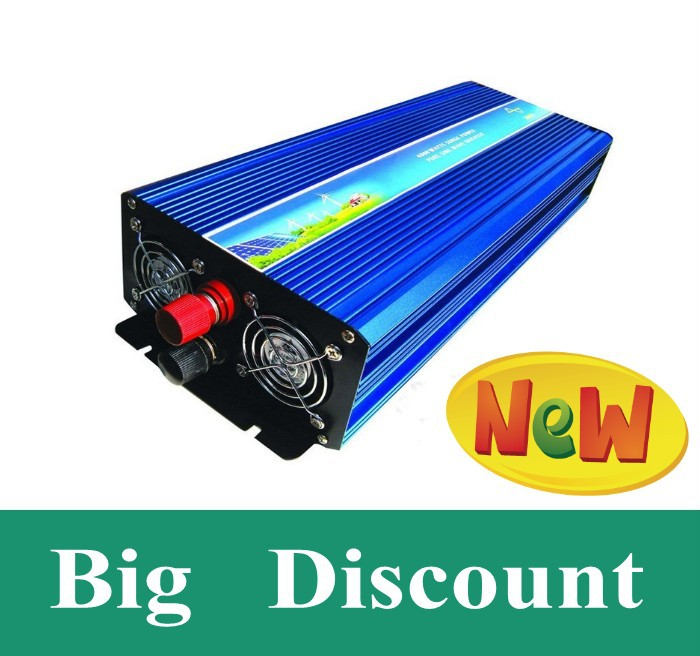 Inverter DC24V 1500w pure sine wave adapter solar wind power inverter power supply adapter<br><br>Aliexpress