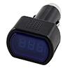 5pcs/lot Digital LCD Cigarette Lighter Voltage Panel Meter Monitor Car Volt Voltmeter Wholesale