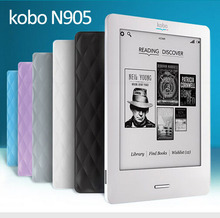 Kobo Touch origine N905 PDF 2 GB WiFi Eink Ebook Reader N905A e - encre 6 polegada infrarouge écran tactile e - book Reader livraison gratuite(China (Mainland))