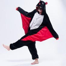 Косплей Пижамы Бат Взрослый Мужской Фланель С Капюшоном Взрослых Мультфильм Милые Животные Пижамы Для Женщин Мужчин(China (Mainland))