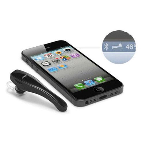 Original Wireless Bluetooth 4.0 Stereo Earphone Headset Headphone Music <font><b>2</b></font> MIC Handsfree Universal Black/<font><b>White</b></font>