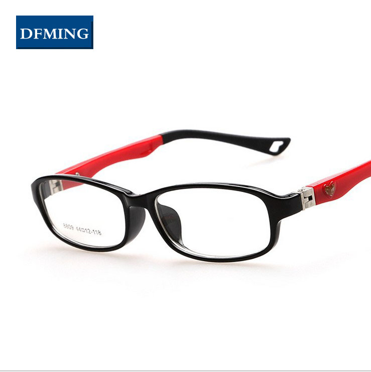 DFMING Glasses frame fashion eyeglasses kids eye glasses ...