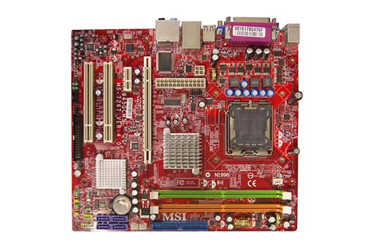 original motherboard for MSI 945GCM5-F V2 LGA 775 DDR2 945GC boards Fully Integrated Desktop motherboard Free shipping