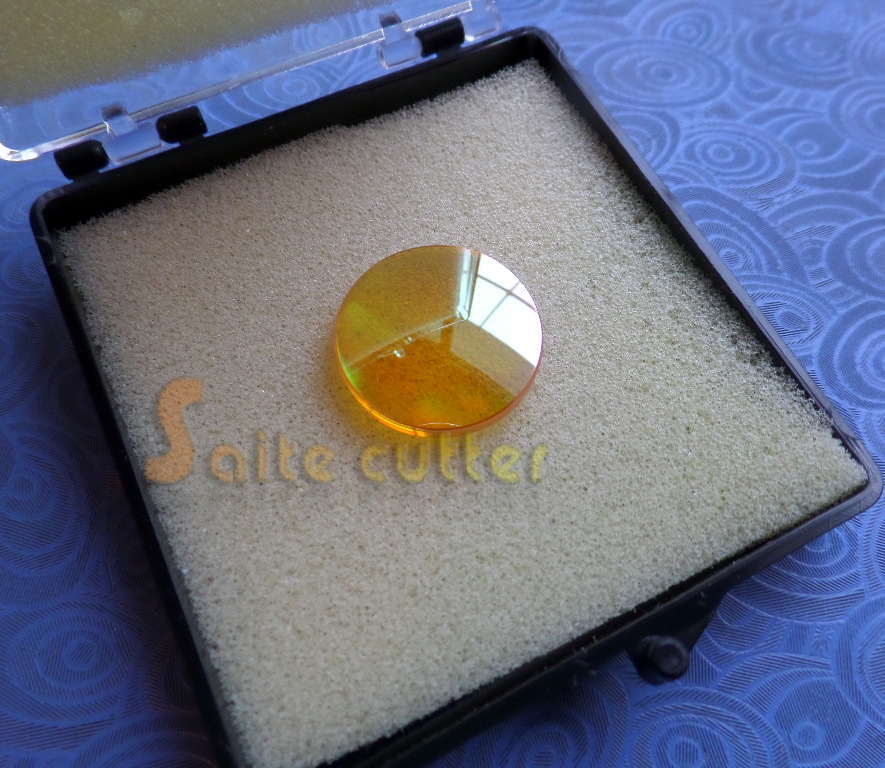CVD ZnSe Focal Lens for CO2 Laser Cutting Engraving Machine Dia 18mm FL: 50.8mm(China (Mainland))