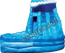 Giant Monster Wave Inflatable Water Slide For Sale(China (Mainland))