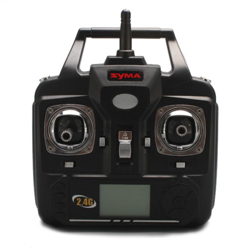 Syma X5SC RC Quadcopter RTF 4CH 6 Axis Gyro Headless Mode w/ 2MP HD Camera Drone