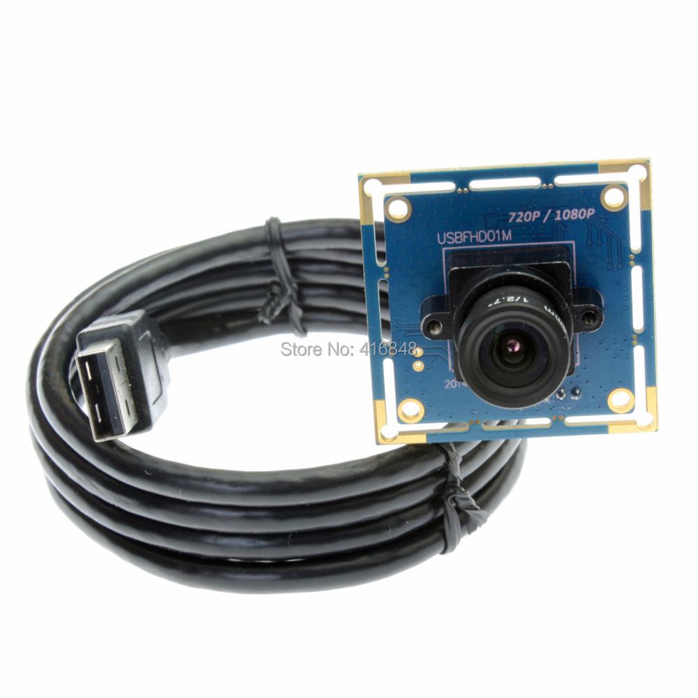 """Здесь можно купить  Black And White 2MP 1080P 1/2.7"""" CMOS OV2710 usb webcam camera Android Linux Windows with 6mm lens  Black And White 2MP 1080P 1/2.7"""" CMOS OV2710 usb webcam camera Android Linux Windows with 6mm lens  Безопасность и защита"""