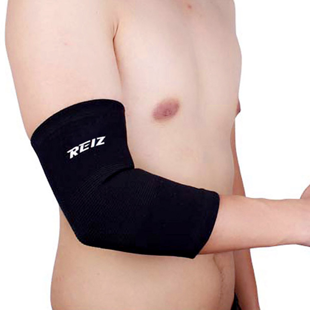 NEW Sports Sleeve Elbow Support Brace Band Bandage Elbow Pad Protection Lengthen Absorb Sweat Size S/M/L(China (Mainland))