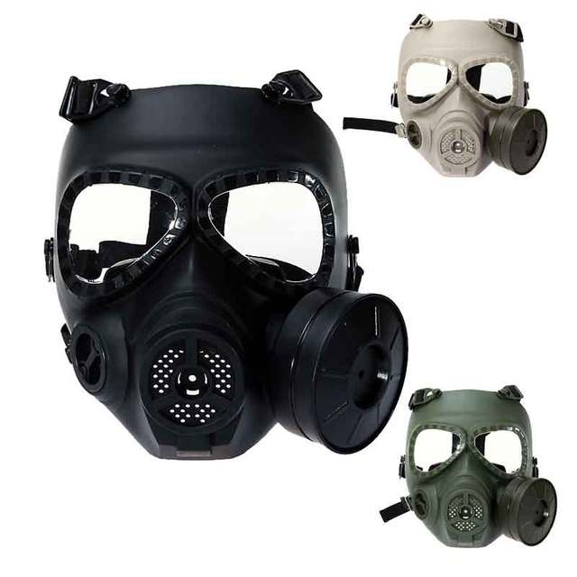 Durable MO4 Nuclear War Crisis Series Protector Gas Mask for Airsoft