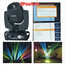 Buy 2Pcs/Lo Touch Screen 200W Beam moving head light/5R Beam moving head light/DMX512 KTV Club Wedding moving head DJ disco light for $814.00 in AliExpress store