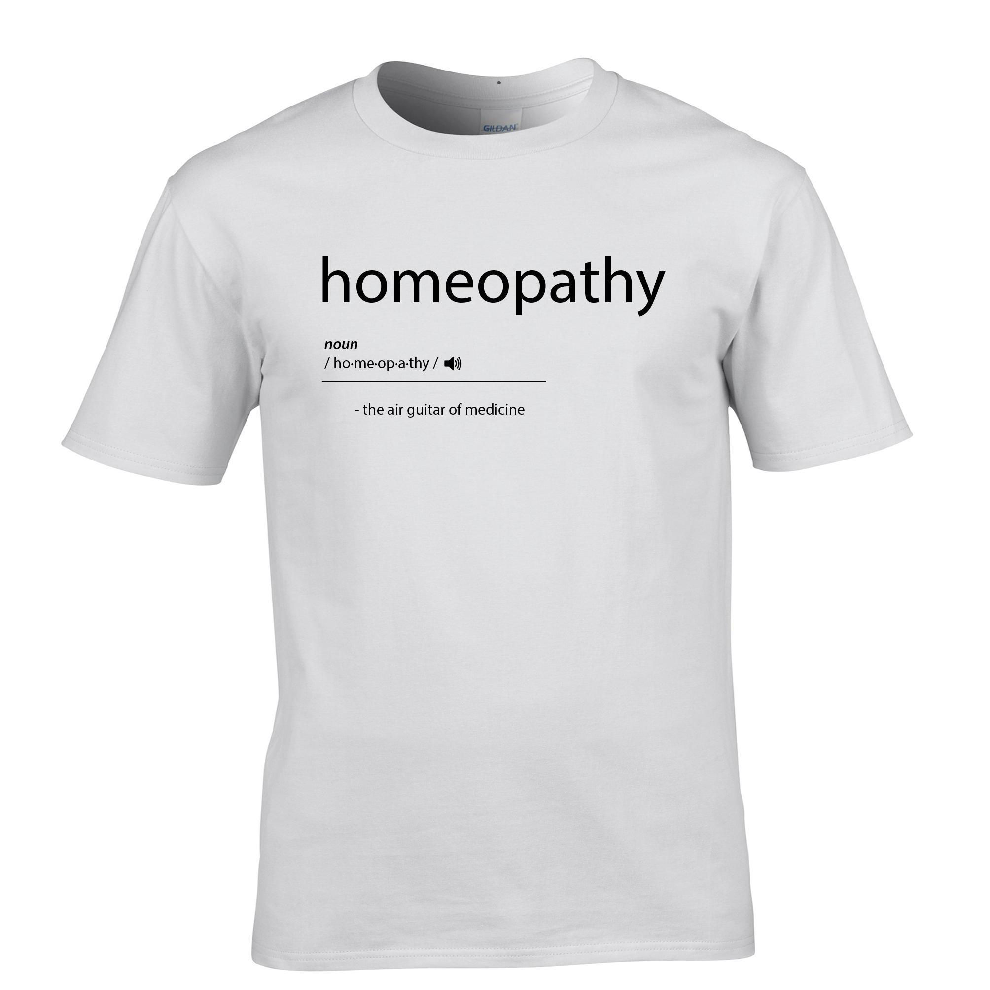Homeopathy The Air Guitar Of Medicine Alternative Quack(China (Mainland))