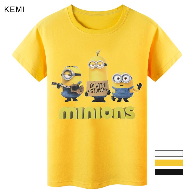 NEW God steal dads series3D cute men Lycra Tee T Shirt three Musical Instruments minions Summer 3d kawaii men T-Shirts Minions(China (Mainland))