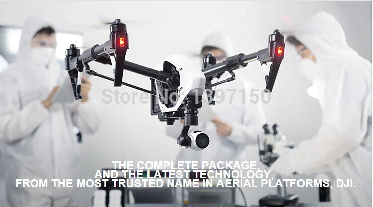 DJI Inspire 1 RC Quadcopter with Single Remote Controller drones